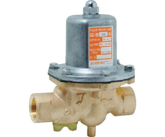 水用減圧弁 二次側圧力(A) 呼び径(A):15×呼び径(B):1/2 GD26NEA15A