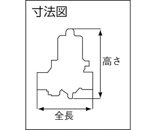 水用減圧弁 二次側圧力(A) 呼び径(A):50×呼び径(B):2 GD26NEA50A