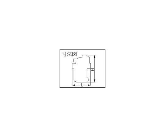 逆バケット式 スチームトラップ 呼び径(A):25×呼び径(B):1 TB8811625A