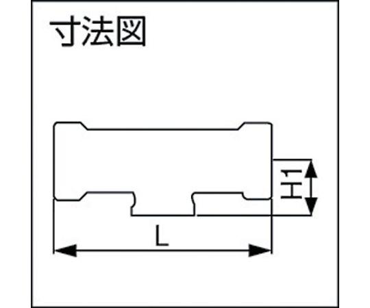 F型サイレンサー 呼び径(A):15×呼び径(B):1/2 MS115A