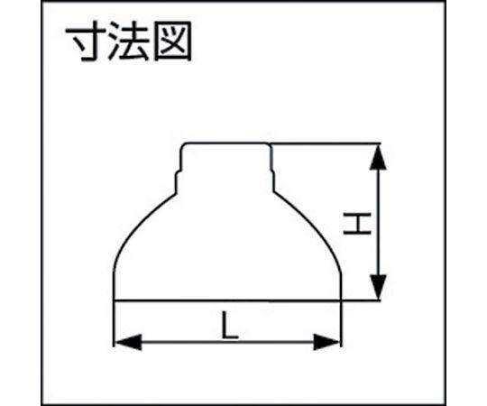 S型サイレンサー 呼び径(A):15×呼び径(B):1/2 MS215A