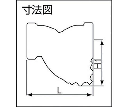 Y形ストレーナ(80メッシュ) 呼び径(A):25×呼び径(B):1 SY580M25A