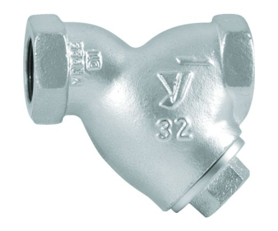 Y形ストレーナ(80メッシュ) 呼び径(A):40×呼び径(B):1・1/2 SY580M40A