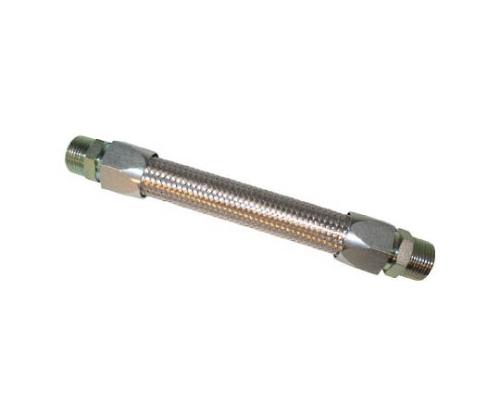 メタルタッチ無溶接式フレキ ニップル鉄 20A×500L NK3400MMSS40020A500L