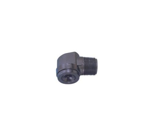 目詰まり解消形充円錐ノズル PPS樹脂製 3/8 オス 85° 38MAJP16PPS