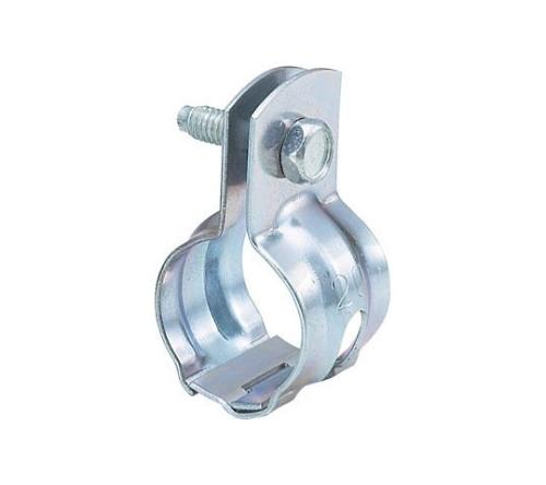 パイプ用支持金具 吊バンド 組式 適用径15A