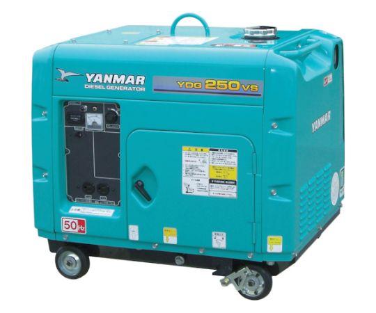 YDG250VS5E空冷ディーゼル発電機