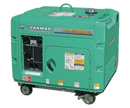 YDG300VS5E空冷ディーゼル発電機