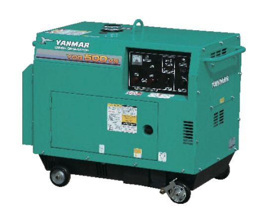 YDG500VS5E空冷ディーゼル発電機