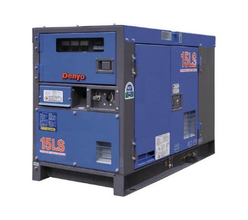 DCA15LSKディーゼルエンジン発電機