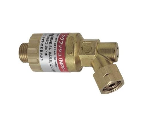 マグプッシュ(乾式安全器)酸素用