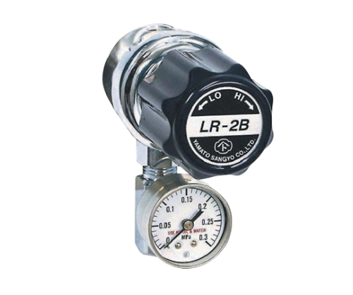 分析機用ライン圧力調整器
