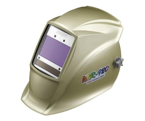 液晶式溶接面レインボーマスク(超高速遮光面)