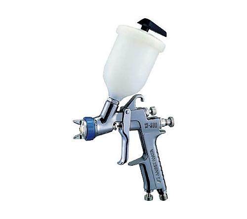 水性塗料専用スプレーガン(重力式)