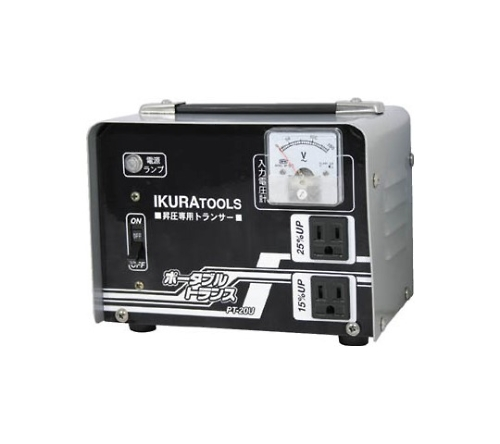 変圧器ポータブルトランス