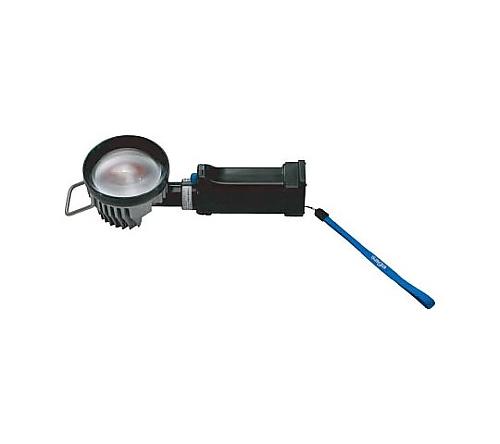 高光度充電式コードレスLEDライト