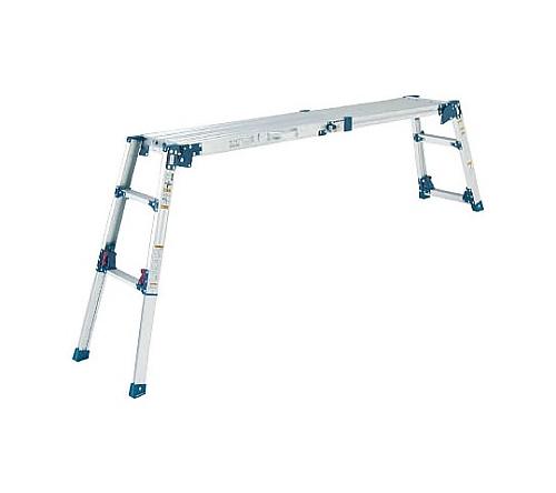 足場台(天板・脚部伸縮タイプ) DWVSシリーズ