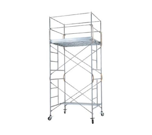 鋼製移動式足場ローリングタワー