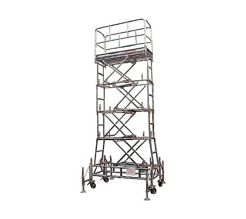伸縮式高所作業台のびーる TSEシリーズ