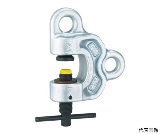 Screw type all directions Clamp SBB-500 kg (1-25) and others