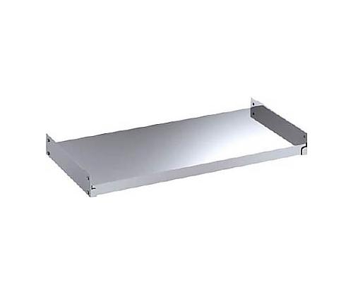 ステンレス中量棚用追加棚板(中棚受付)SUS304