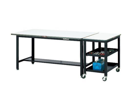 WHT型作業台補助テーブルワゴン 900X600XH900 WHT-6090H