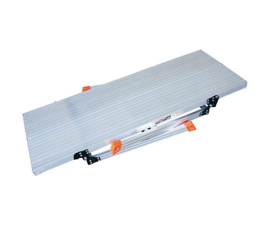 アルミ製簡易作業台 1500X560XH750 TAL-1556