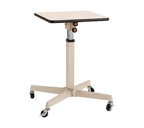 [取扱停止]ローハイシステムテーブル(フリーロック式補助テーブル) 移動式 LHF601M1