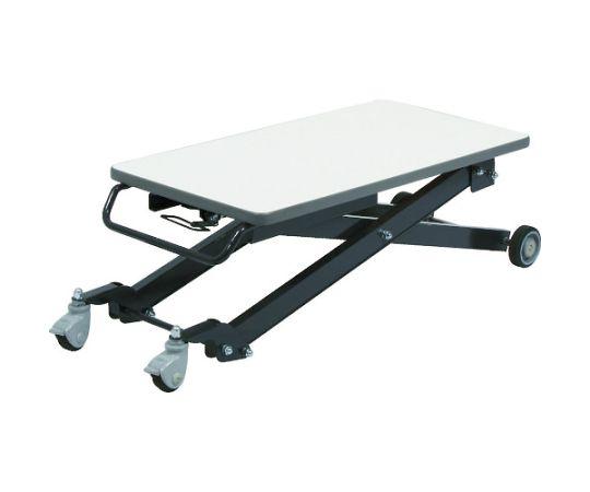 昇降テーブル120kg ガス式 450X900XH390-800 SHTG-120-90