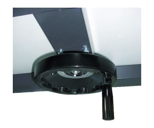 ハンドル昇降式作業台 900X750XH700-900 TKSS-0975H