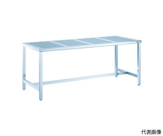 パンチングテーブルSUS304 1800X900 ヘアーライン PTH-1890
