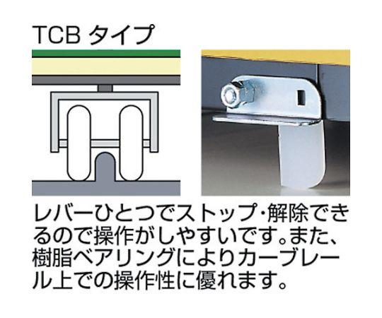 ライン作業台用回転キャリープラット ベアリング型 CLD-47 50TCB
