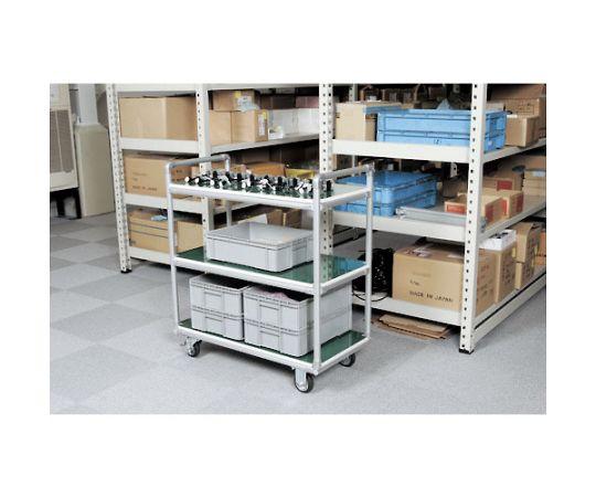 ピッキングカートスリム 棚板つき GFTR2880028