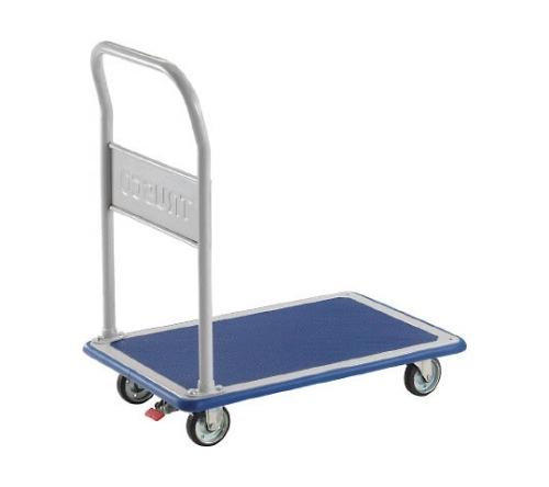 プレス製運搬車ドンキーカート(ストッパー付)