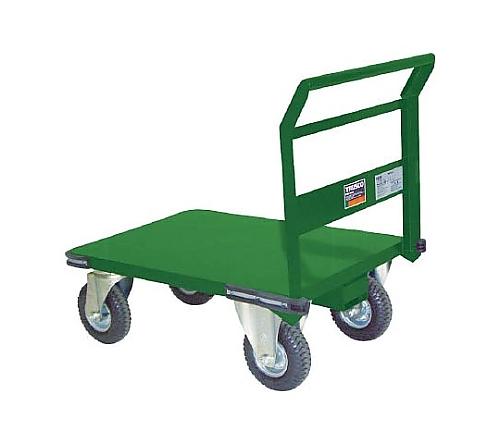 鋼鉄製運搬車(固定ハンドルタイプ・空気入タイヤ仕様)