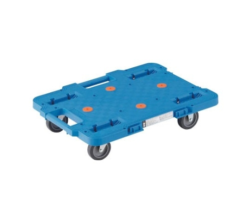 連結型樹脂製平台車ルートバン