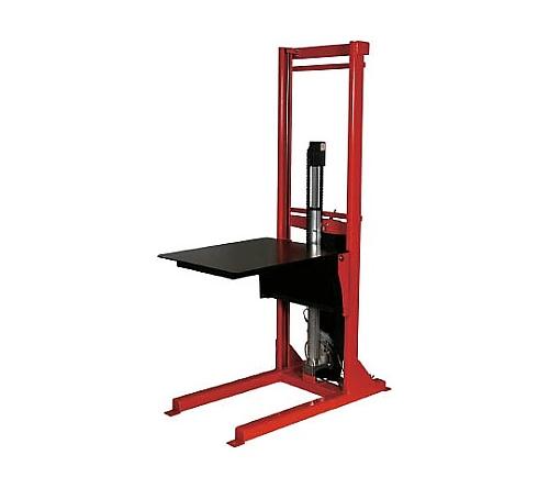 [取扱停止]コゾウリフター定置式電動100kgテーブル高330/1460mm