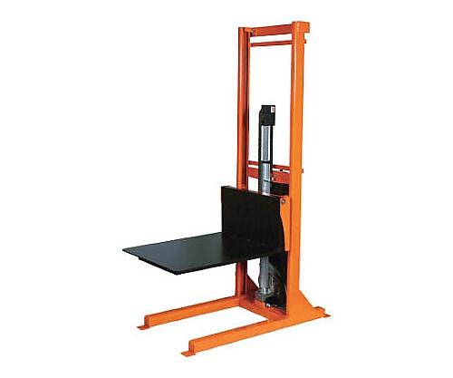 [取扱停止]コゾウリフター定置式電動200kgテーブル高410/1540mm