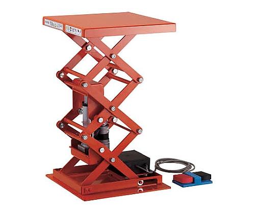 [取扱停止]テーブルリフト 電動Bねじ 化粧板450X450 HDCW1544B