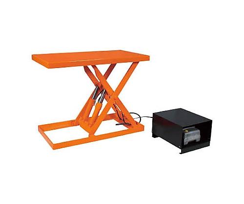ピットレスローリフト(電動油圧式・超低床型)