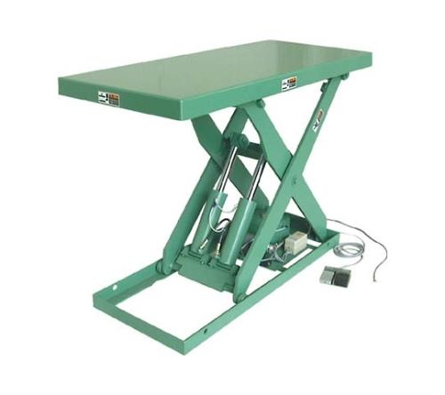 テーブルリフトKシリーズ(電動油圧式)
