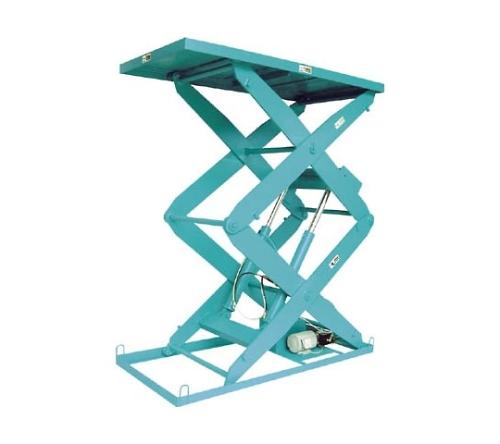 テーブルリフトKTLシリーズ(電動油圧式)