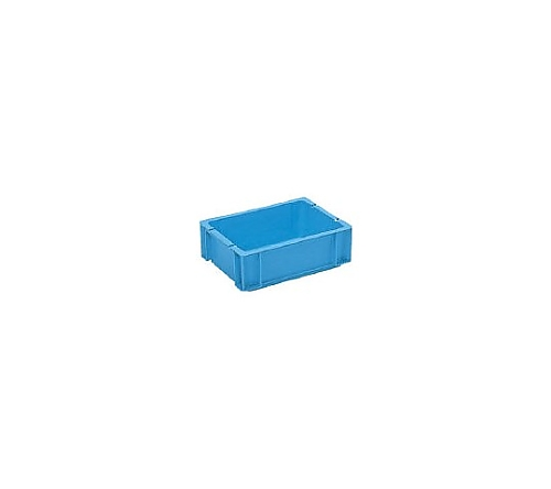 パーツボックス(ベタ目ボックス)ST型コンテナー ブルー
