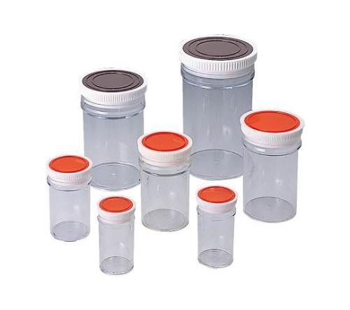 スチロール容器(押込フタタイプ)