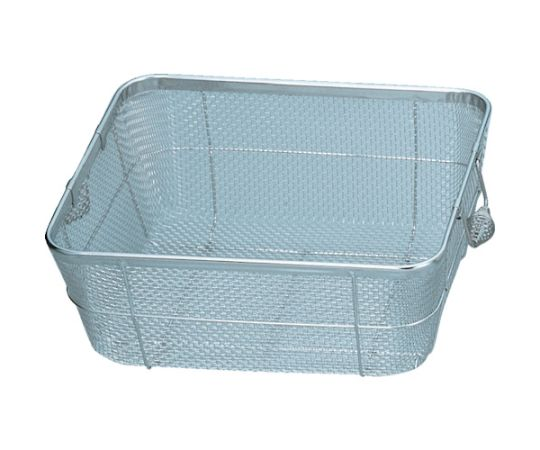 Stainless steel Basket Shallow type Small 340x290x100 and others
