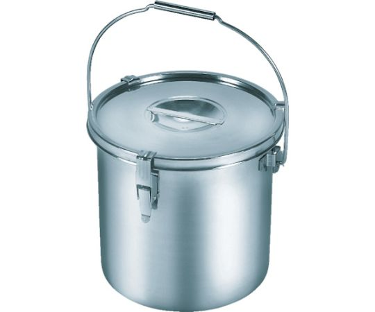 Molybdenum Stainless Steel Tank with lid 160x160 3. 2L hanging and others