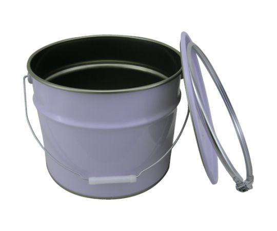 テーパー ハンドタイプペール缶 BT-13白(アリ) 13L 85761-10