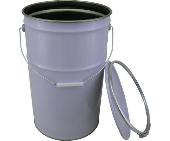 テーパー ハンドタイプペール缶 BT-27白(アリ) 27L 89310-10