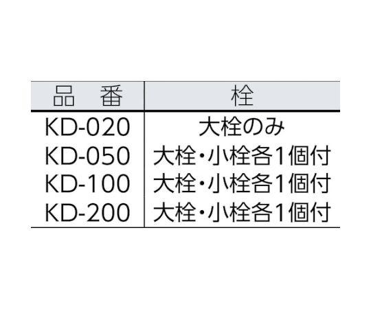 ステンレスドラム缶クローズド KD-050