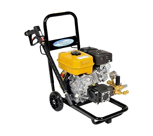 [取扱停止]エンジン式高圧洗浄機(コンパクト&カート型) SECシリーズ